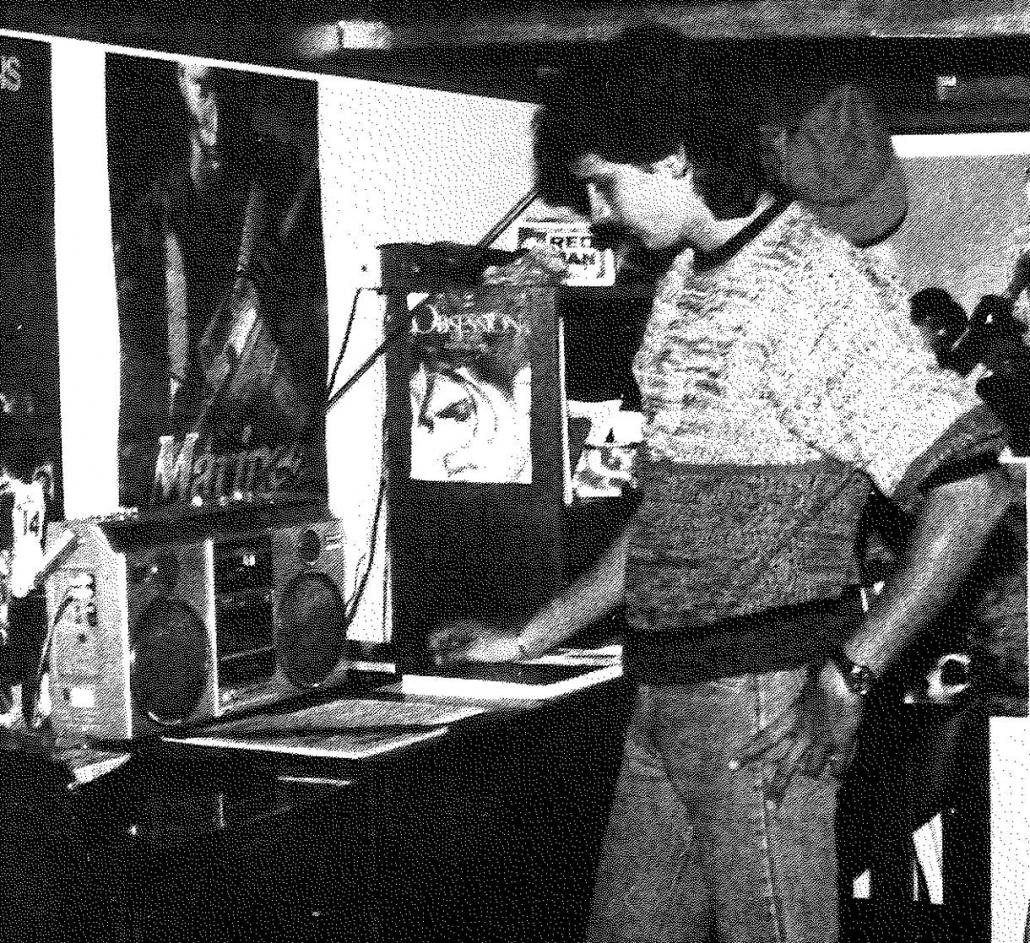 1989 Boombox