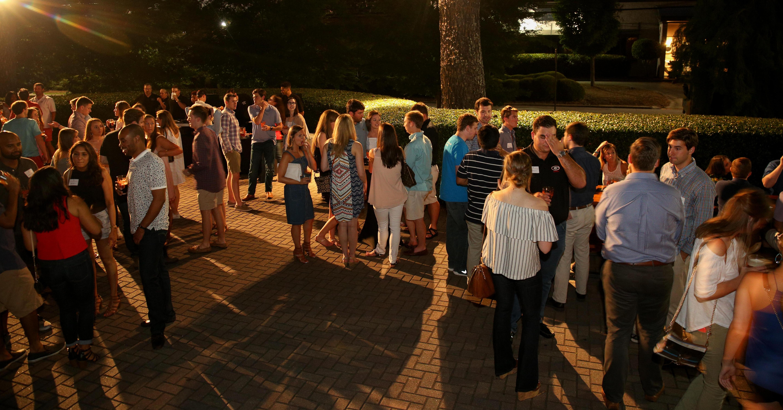 UGA Young Alumni Night at SweetWater