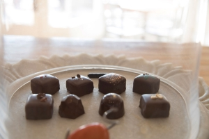 Truffles from Condor Chocolates in Athens, GA