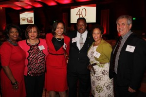 View photos from the 2014 40 Under 40 luncheon