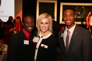 View photos from the 40 Under 40 luncheon