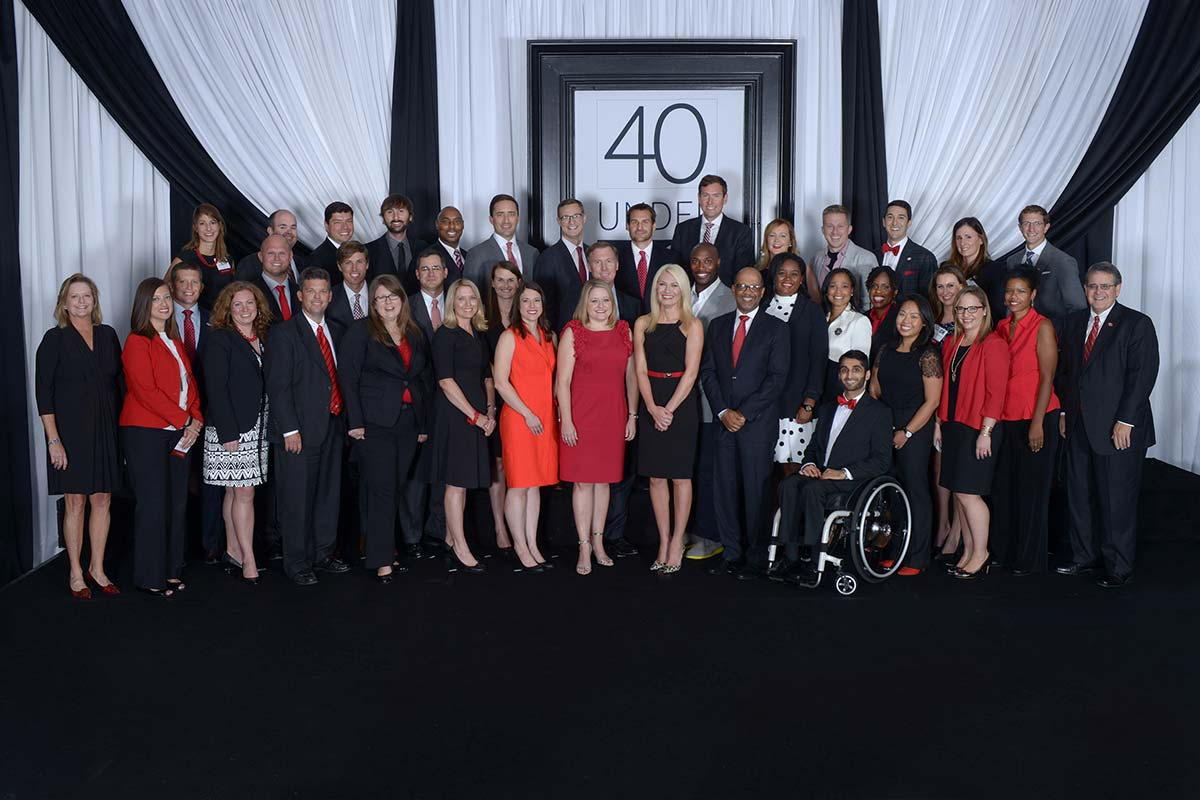 40 Under 40 Past Honorees