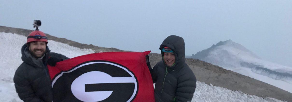 Georgia on the Mountain