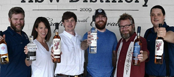 ASW Distillery Founders