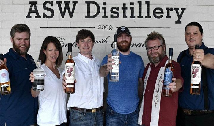 ASW Distillery Founders