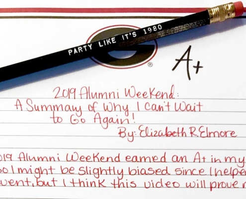 UGA Alumni Weekend Recap featured image