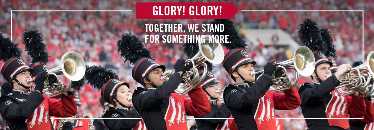 Glory! Glory!