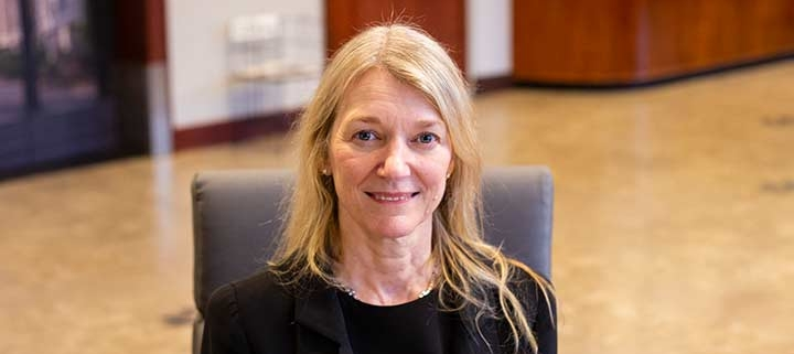 UGA alumna Dr. Cori Bargmann (BS '81)