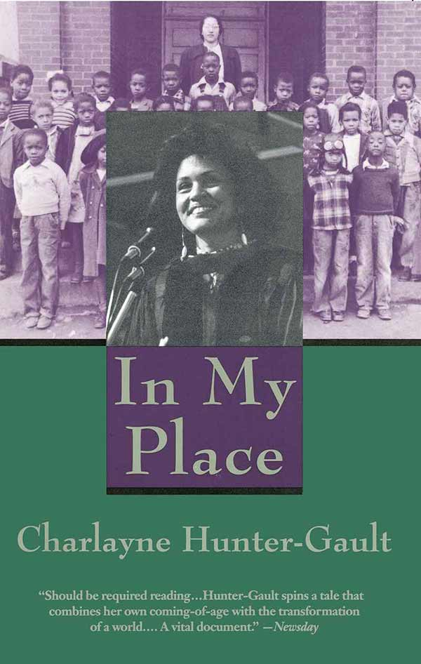 In My Place - Between the Pages UGA ALumni