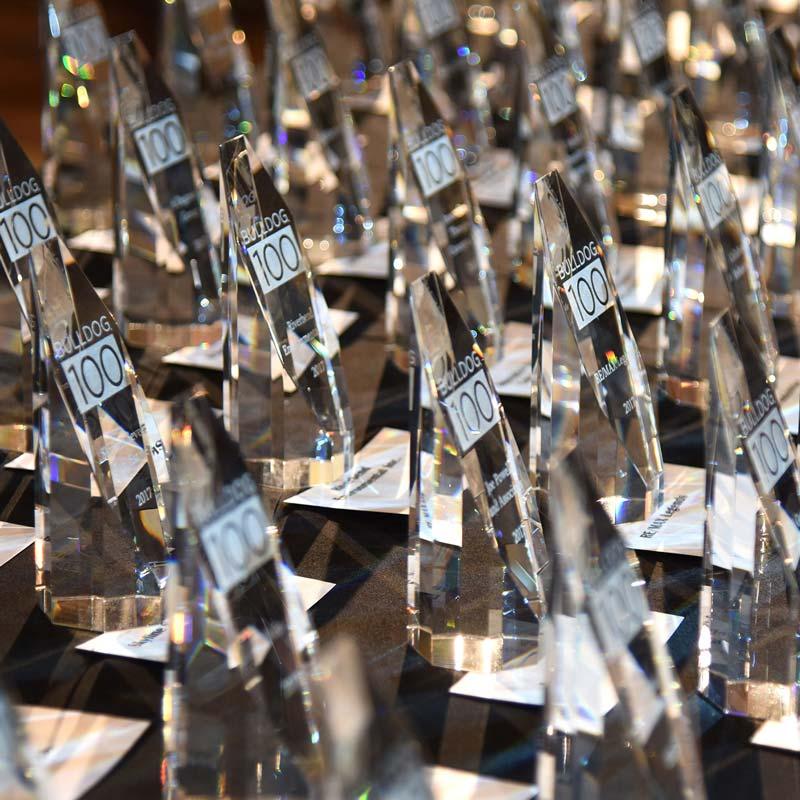 Bulldog 100 Awards