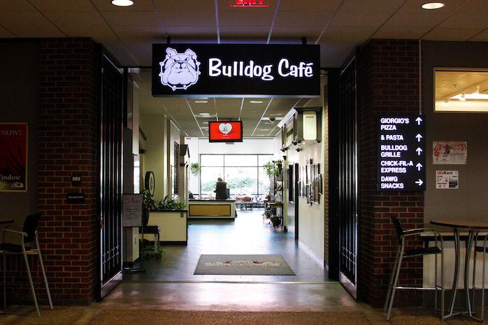 Bulldog Cafe