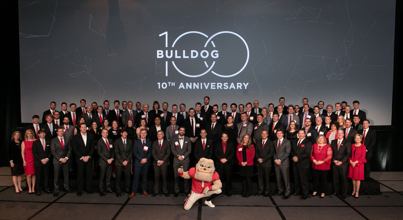 Bulldog 100 Class of 2019