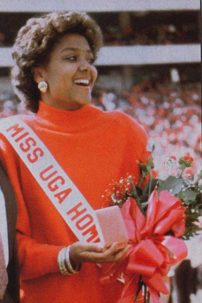 Charlita Stephens Walker Homecoming Queen '89