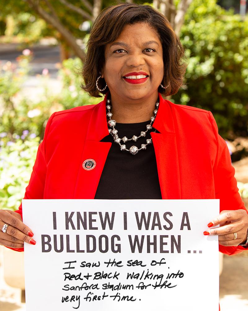 Yvette Daniels, Vice President
