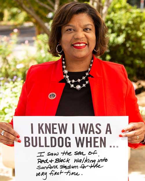 Yvette K. Daniels, President