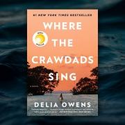 Delia Owens Where the Crawdads Sing Book Cover