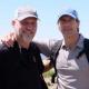 Eric Domescik and Trey Jarrard in Kenya