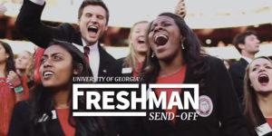 Freshman Send Off Email Header