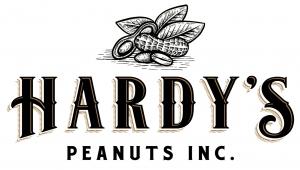 Hardy's Peanuts Logo