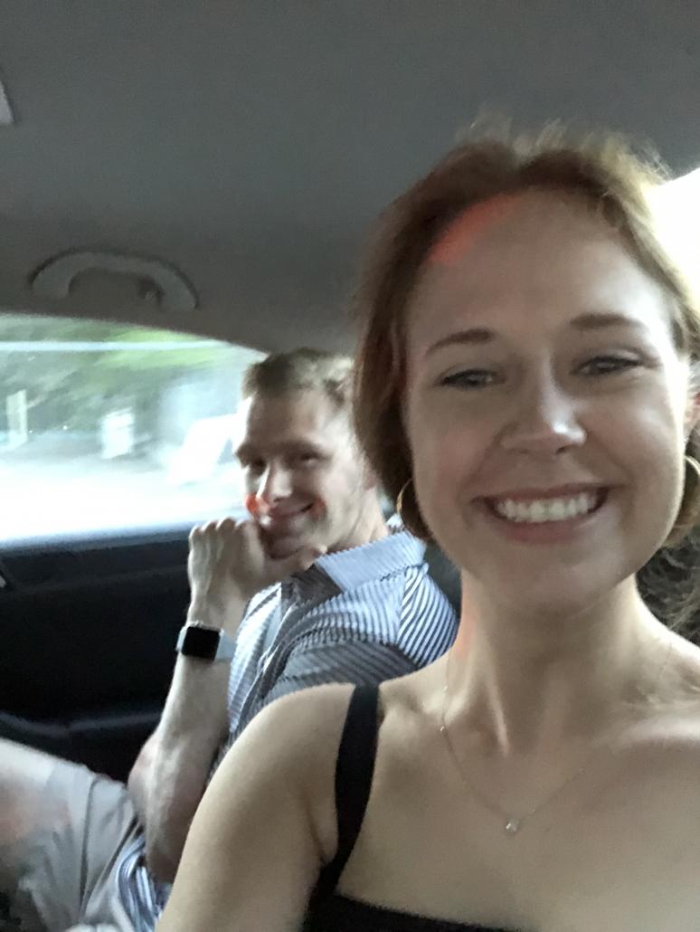 Uber Selfie