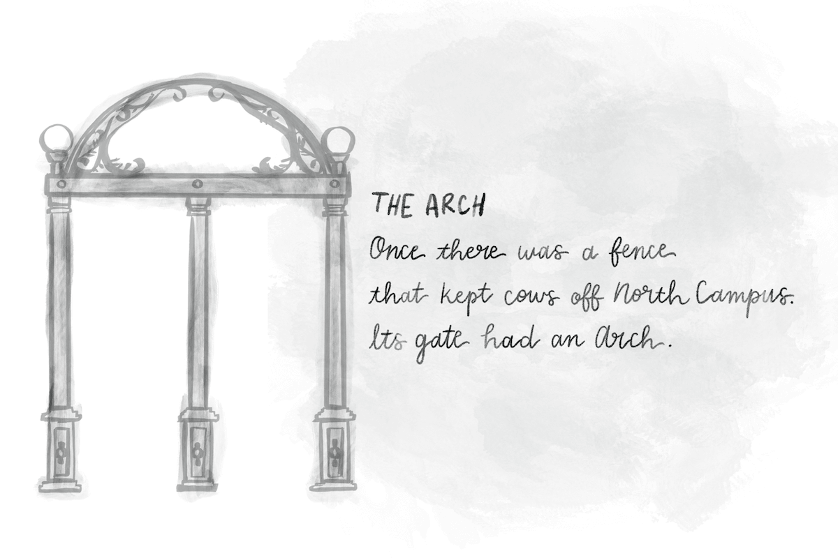 The Arch Haiku