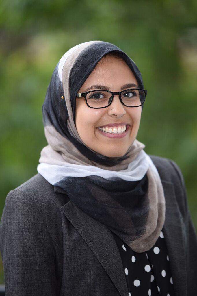 Haidi Al-Shabrawey UGA Student Alumni Council