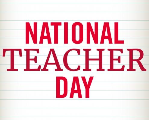 National Teacher Day