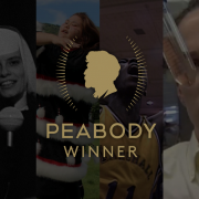 Peabody Winner Graphic