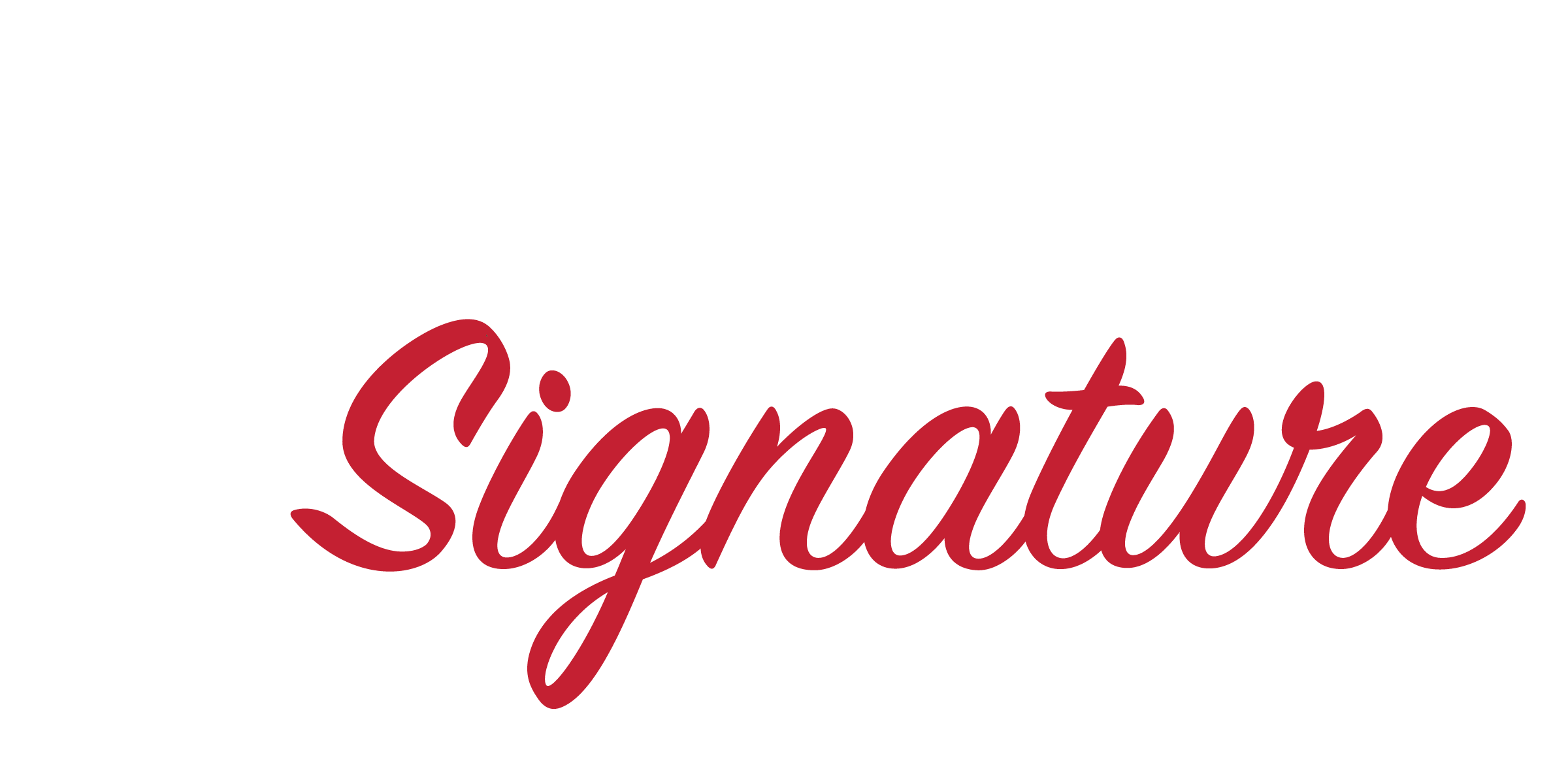Senior Signature logo