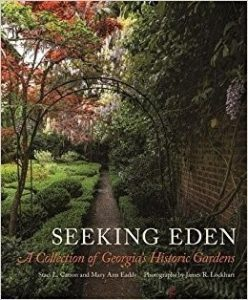 Seeking Eden book cover