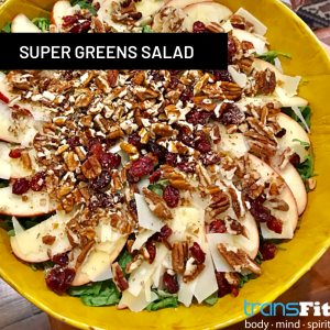 Super Greens Salad