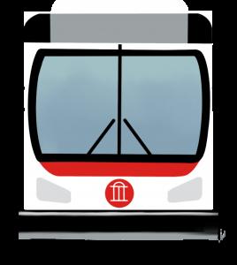 UGA Bus Emoji