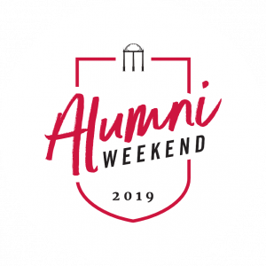 UGA Alumni Weekend logo