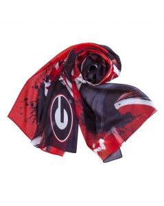 UGA scarf