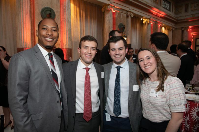 UGA alumni at DC event