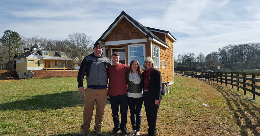 Uga Grads Featured On Hgtv S Tiny House Hunters