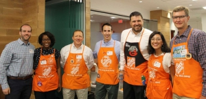 Wes Neece with Home Depot