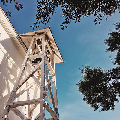 Keep the Chapel Bell ringing for generations to come!