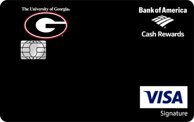 The University of Georgia® Credit Card