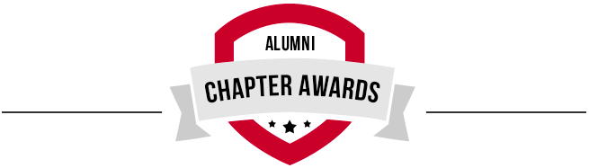 Alumni Chapter Awards logo