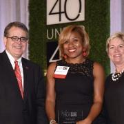 40 Under 40 2017 honoree Amelia Dortch