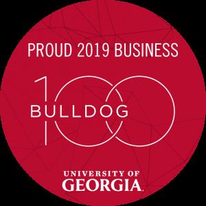 Bulldog 100 web badge 400x