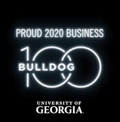 2020 Bulldog 100 Honoree Badge