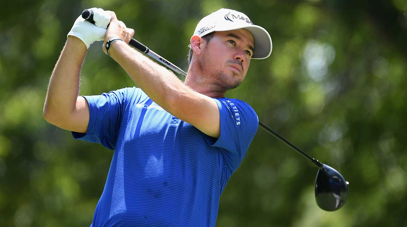 uga golfer Brian Harman