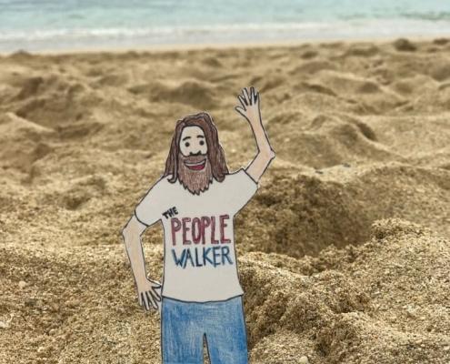 Chuck McCarthy, The People Walker