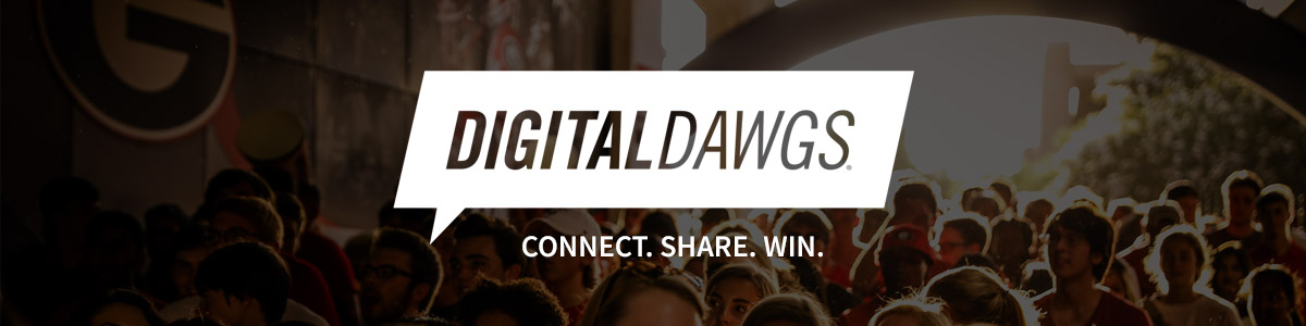 Digital Dawgs - Connect. Share. Win.