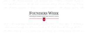 Founders Week at UGA