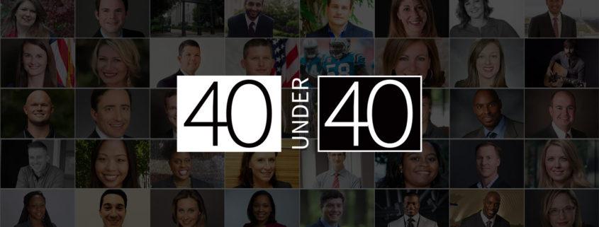 2016 UGA Alumni Association 40 Under 40