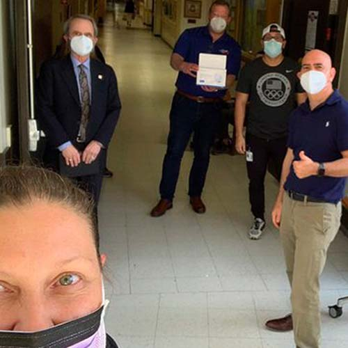 Atlanta Lawyers Are Connecting Georgia Hospitals With N95 Masks