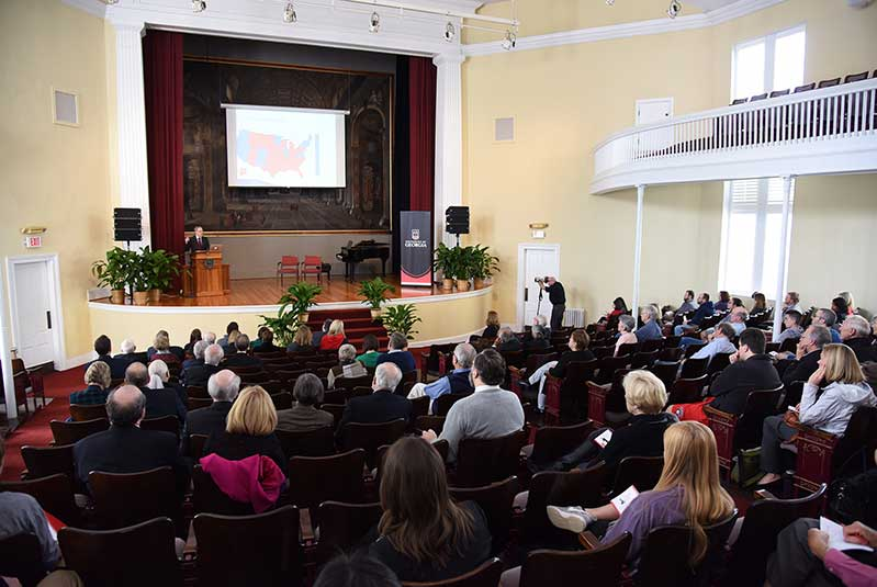 2017 Founders Day Lecture